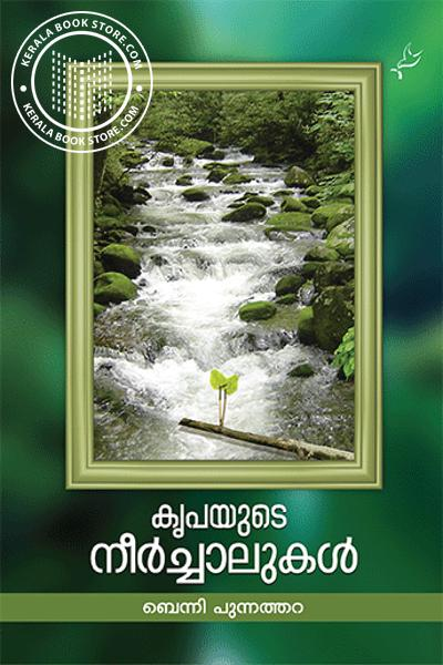 Cover Image of Book Kripayude Neerchalukal