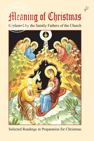Cover Image of Book Meaning of Christmas