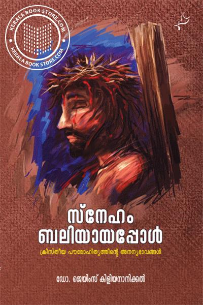 Cover Image of Book Sneham Baliyayappol