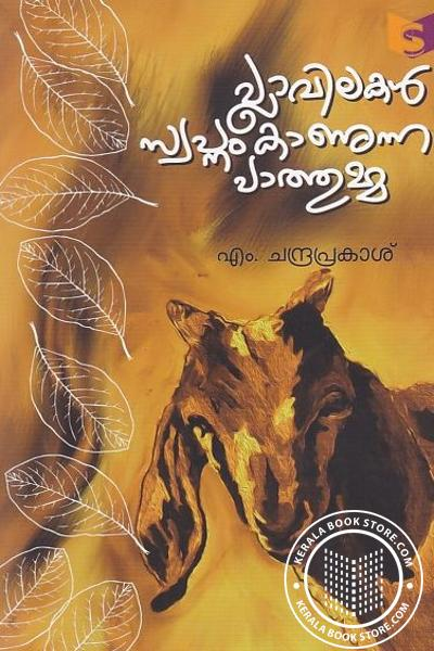 Cover Image of Book Plavilakal Swapnam Kanunna Pathumma