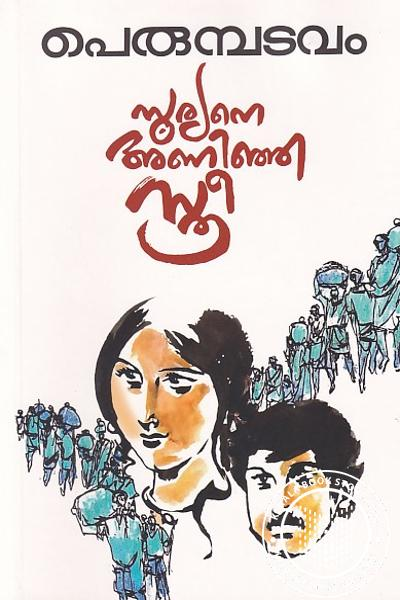 Cover Image of Book സൂര്യനെ അണിഞ്ഞ സ്ത്രീ