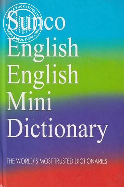 Cover Image of Book English English Mini Dictionary