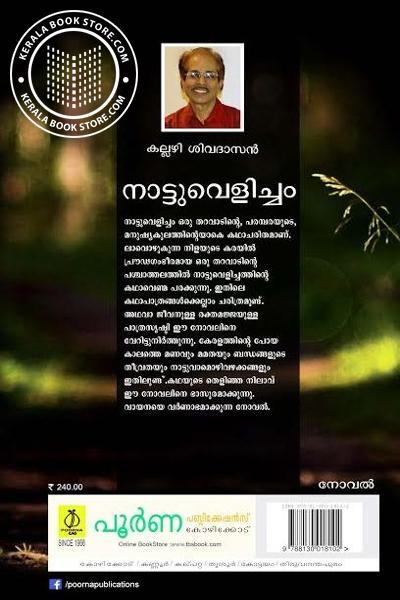 back image of Nattuvelicham