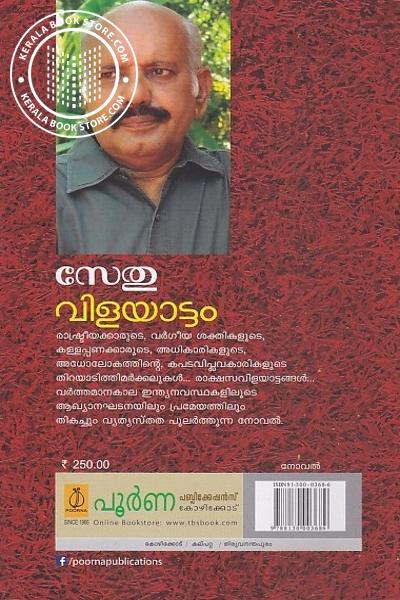back image of വിളയാട്ടം