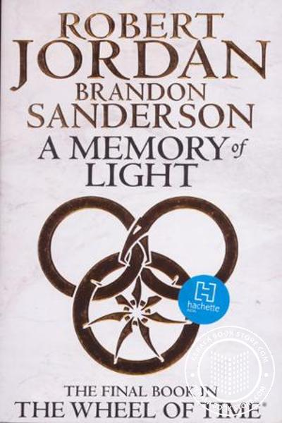 Cover Image of Book A Memory Of Light