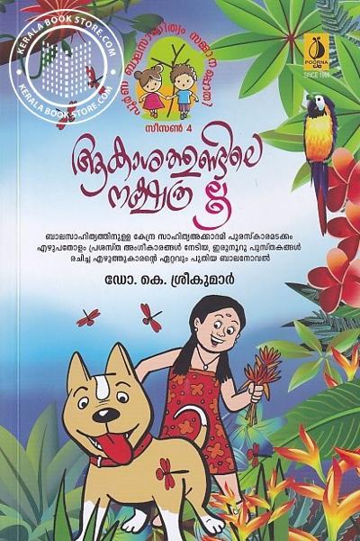 Cover Image of Book ആകാശത്തുണ്ടിലെ നക്ഷ്ത്ര ലൂ
