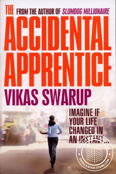 Cover Image of Book Accidental Apprentice