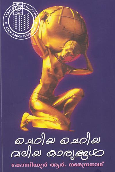 Cover Image of Book ചെറിയ ചെറിയ വല്യ കാര്യങ്ങള്
