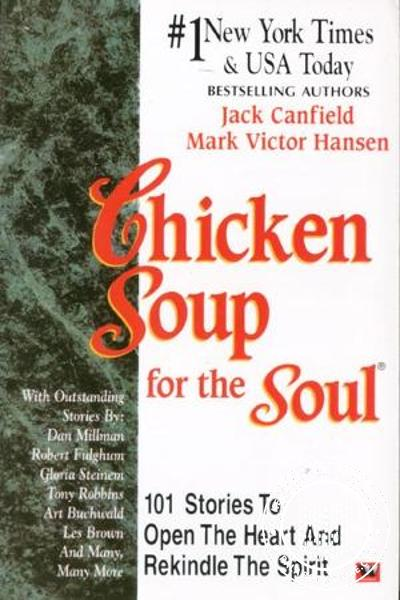 Cover Image of Book Chicken Soup for the Soul