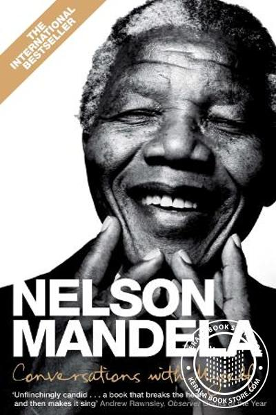 Cover Image of Book Conversations With Myself Nelson Mandela