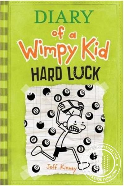 Cover Image of Book DIARY of a Wimpy Kid book 8