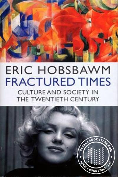 Cover Image of Book Fractured Times