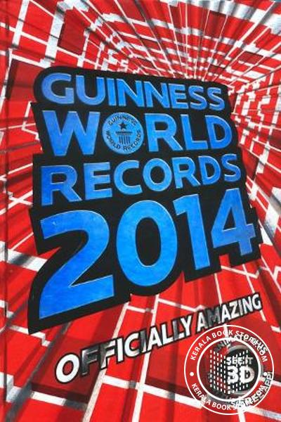 Cover Image of Book Guinness World Records 2014