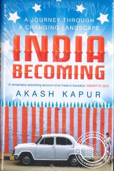 Cover Image of Book India Becoming
