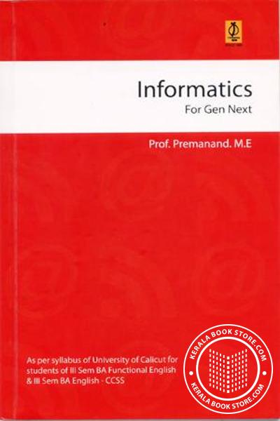 Cover Image of Book Informatics