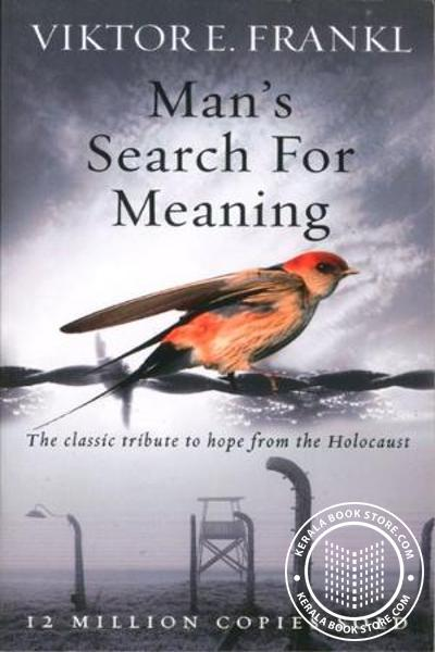 Cover Image of Book Mans Search for Meaning