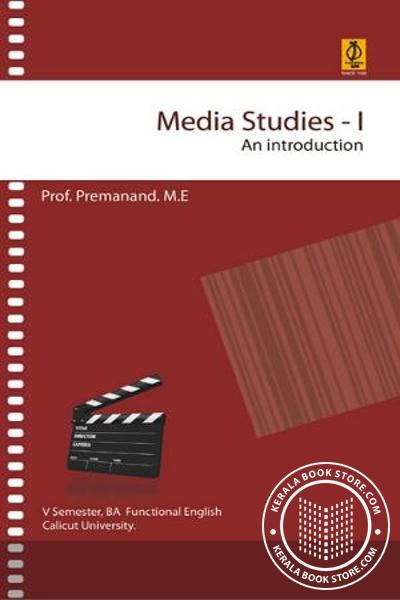 Cover Image of Book Mediastudies-1