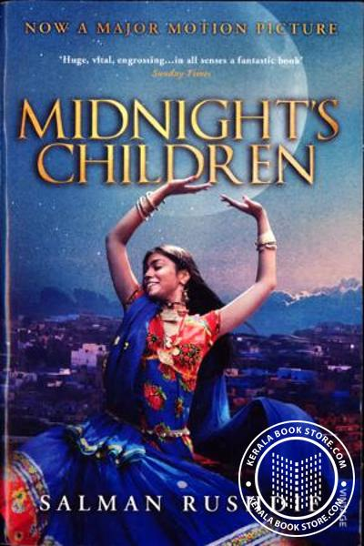Cover Image of Book Midnights children