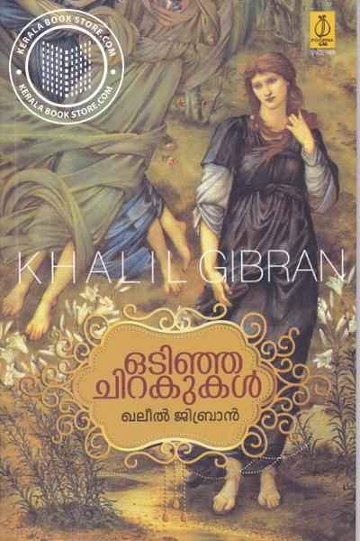 Cover Image of Book Odinja Chirakukal