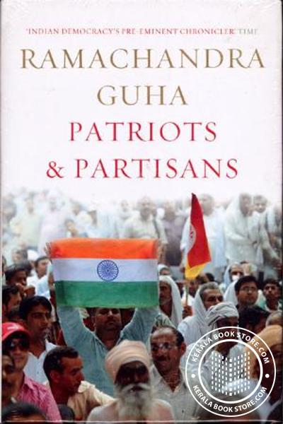Cover Image of Book Patriots and Partisans