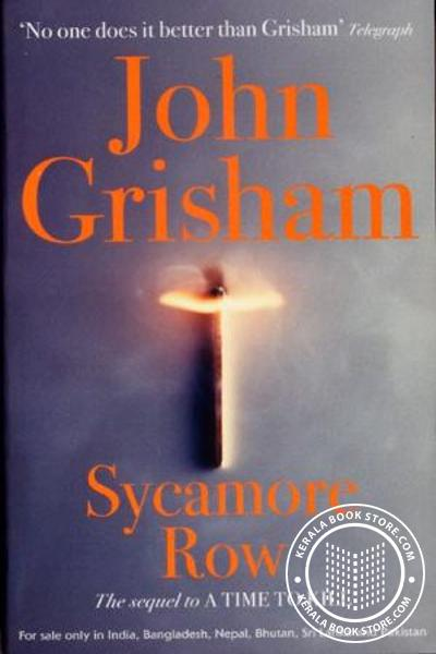 Cover Image of Book Sycamore Row