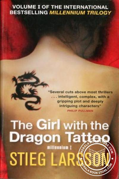 Cover Image of Book The Girl with the Dragon Tattoo
