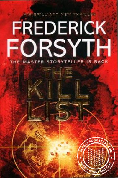 Cover Image of Book The Kill List