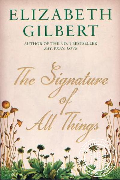 Image of Book The Signature Of All things