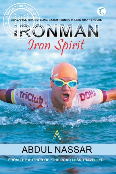Cover Image of Book Ironman Iron Spirit