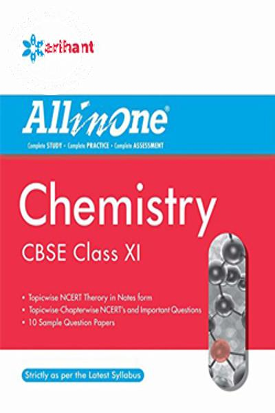 Cover Image of Book ALL IN ONE CHEMISTRY CLASS XI