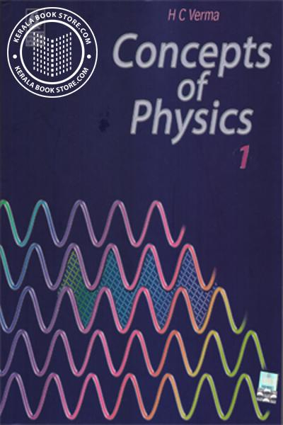 Cover Image of Book H C VERMA CONCEPTS OF PHYSICS VOL-1