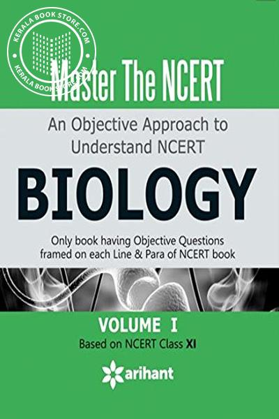 Image of Book MASTER THE NCERT - BIOLOGY VOL-I