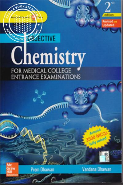 Image of Book OBJECTIVE CHEMISTRY FOR MEDICAL EXAMS