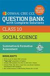 Thumbnail image of Book OSWAAL CBSE QUESTION BANK CLASS X - SOCIAL SCIENCE