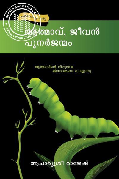 Cover Image of Book ആത്മാവ്, ജീവൻ, പുനർജന്മം