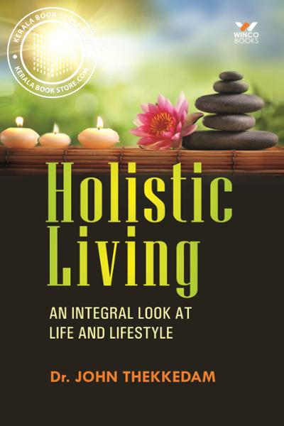 Cover Image of Book Holistic Living