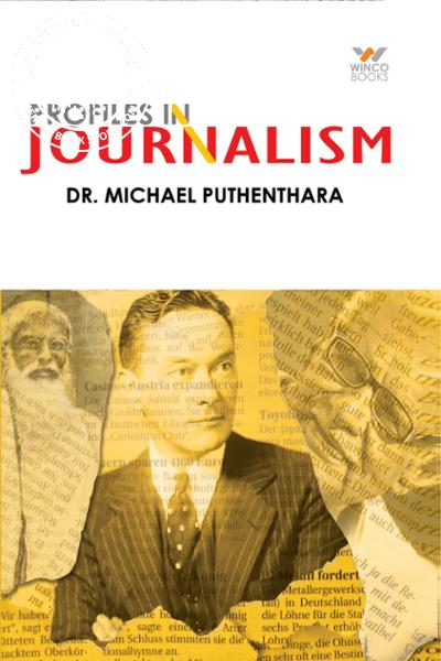 Cover Image of Book Profiles in Journalism