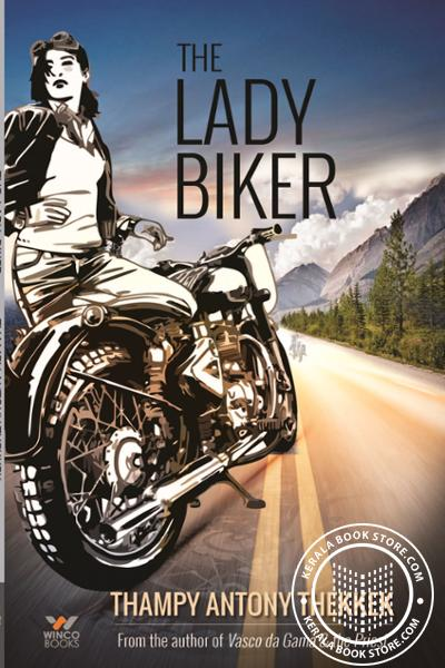 Cover Image of Book The Lady Biker