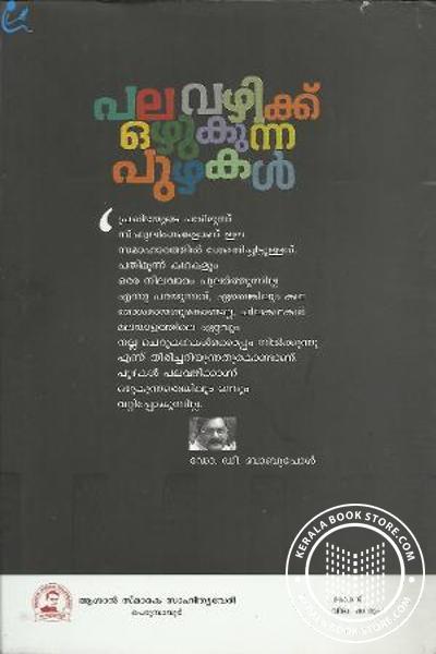 back image of Palavazhikkozhukunna Puzhakal