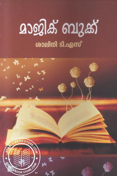 Cover Image of Book MagicBook