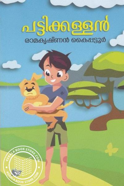 Cover Image of Book Pattikkallan